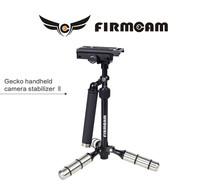 NEW Firmcam FC005 Gecko Camera Stabilizer Steadicam for DSLR Camera Camcorder Carbon Fiber Folding Stabilizer Steadicam