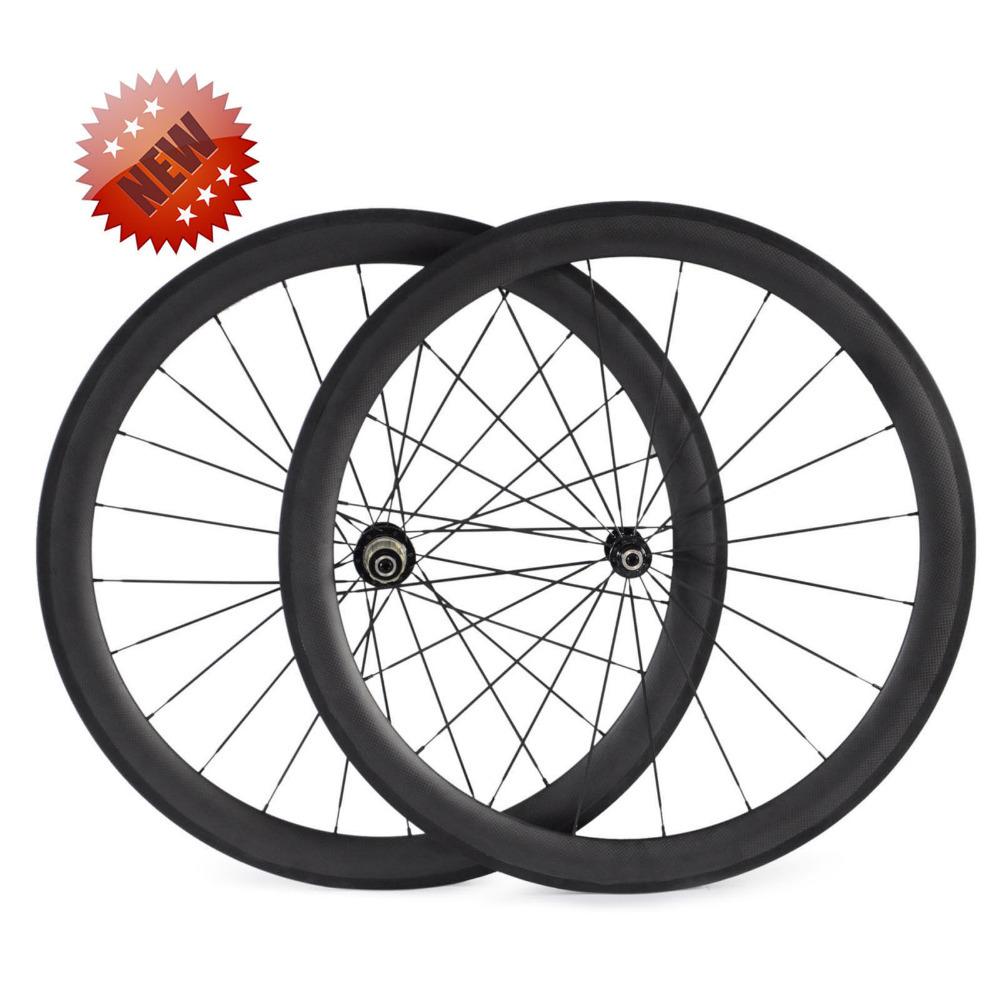 Велосипедное колесо NO brand 25 50 50mm clincher wheels