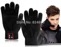 3-fingertip Touch Screen Bluetooth Gloves with Hands-free Calls