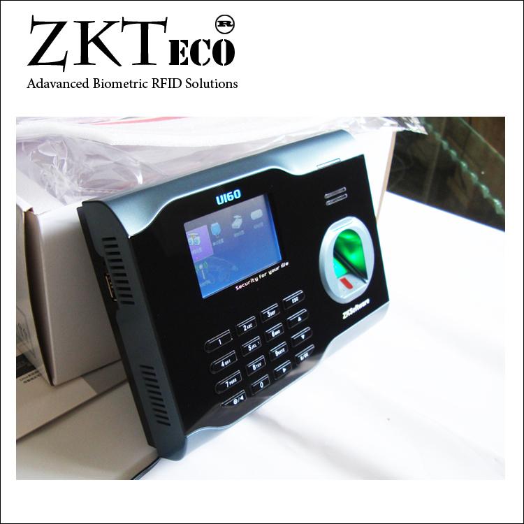 Free shipping Membrane fingerprint attendance machine u160 wifi usb flash drive(China (Mainland))