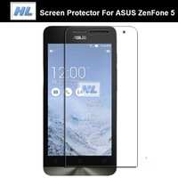 Superb! 50x CLEAR LCD Screen Protector Guard Cover Film Shield For ASUS ZenFone 5 Free Shipping&Wholesale Alipower+Without Pack