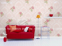 3color floral wallpaper roll papel de parede boys bedroom wallpaper  PatternDamask wall paper  Roll Wall covering