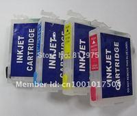 92 T0921N-T0924N 92n Refillable ink cartridge for EPSON T26 T27 TX106 TX117 TX119 TX109 C91 CX4300 Printers Auto reset chip