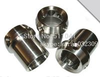 Factory supply titanium prosthetic components