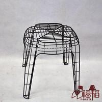 Metal Chair,Iron Bar Chair,Patio Chair, Made of Wrought  Iron FL-0021