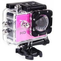 Original new SJ4000 Camera Full HD 720P H.264 30M WaterProof 170 Wide Angle sj4000 action camera