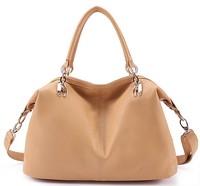 Free Shipping 2014 Hot Sale Lady's Fashion Handbag Fashion Brand  Leather Women's Shoulders Bag
