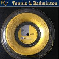 Free Shipping - New Arrival !!!! Tennis Racket String Luxilon 4G rough125 ( 200 Meters Reel ) ALU Power Big Banger