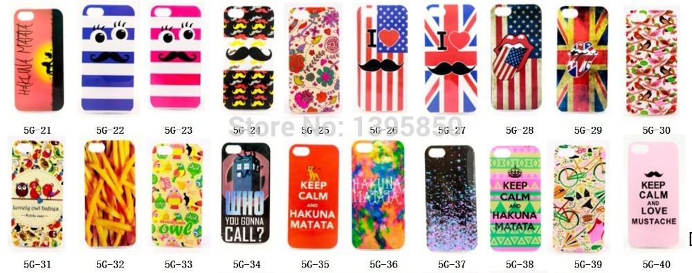 Чехол для для мобильных телефонов DIY 50pcs/lot, iphone 5 5S 5 G For iphone 5 5S 5G чехол для для мобильных телефонов generic iphone 5 5s 5g 5