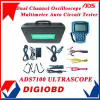 2014 100% Original Newest  ADS7100 ULTrascope Dual Channel Oscilloscope Multimeter Auto Circuit Tester