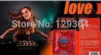 Durex 10pcs/lot Preservativo condoms for men ultra-thin condome 10 loaded adult sex condones men G point condom High Quality