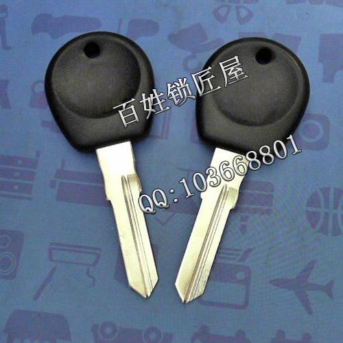 Locksmiths Car & Home Locksmiths Blank key shell C230 - glue jettas(China (Mainland))