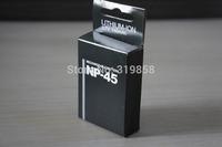 free shipping 740mAh new NP-45 np45 camera Battery For Fuji FinePix J120 J150W J15FD J20