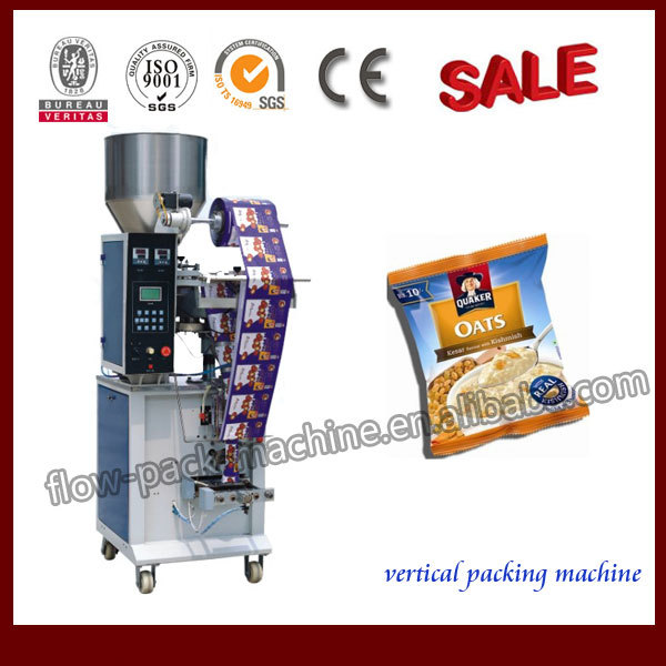 Pouch Sachet Vertical Cereal Food Packing Machine(China (Mainland))