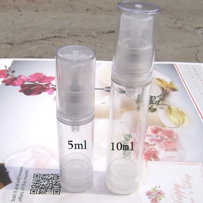 New Arrivals ,50pcs,5ml small spray bottle, perfume spray bottle,transparent cosmetic bottle,Refillable bottles(China (Mainland))