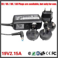 AC Adapter Charger 19V 2.15A 40W For Acer Aspire V5-171-6422 V5-171-6436 V5-171-6471 V5-171-6614 V5-171-6616 Power Supply