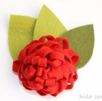 felt flower craft sets
