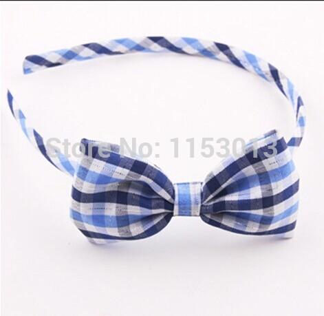 {Min.Order $15} 10pcs/Lot New Kids/Girl/Princess/Baby Plaid Ribbon Bow Hair Headband/Hair Accessories(China (Mainland))