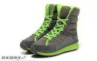Women's shoes fashion female snow boots ladies flat heel warm winter boot sapatos femininos genuine leather  tenis feminino 4