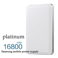 NEW SAMSUNG external battery powerbank 16800mah portable charger mobile phone power bank for Samsung 4S 5S for iphone5