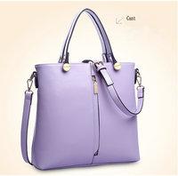 2015 high quality PU leather shoulder bag, 7 color polyester  for woman handbag,  tote bag for fashion Women messenger bag 67K