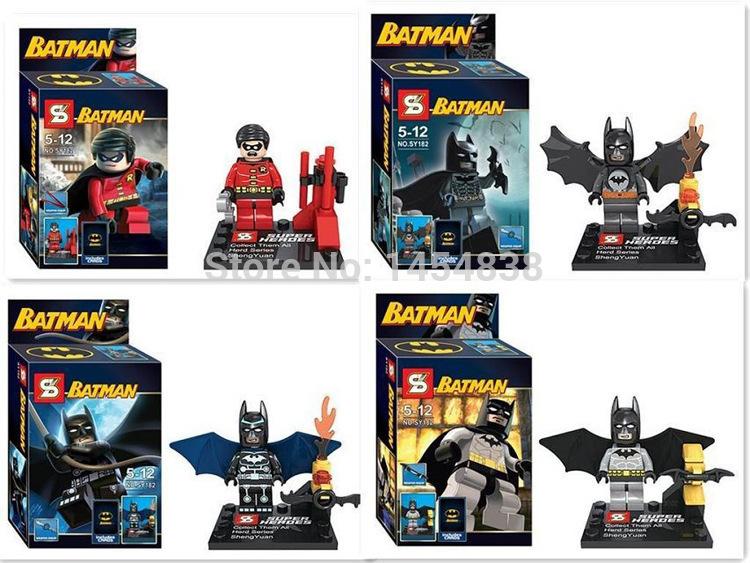 Batman Building Blocks