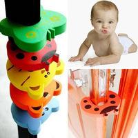 1 PCS Cute Door Jammer Finger Corner Guard Child Kids Baby Infant Safety Protector Stopper