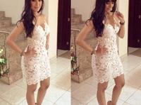 2014 Gandage Dress Women  Dress Long-Sleeved Vestidos Generation Casual Dress D287