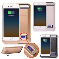 3200mAh Charger Case with LED Indication for iphone 6  External Battery Charger carregador de bateria portatil No Retail Box