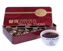 Buy 5 get 1 free Premium Ripe Yunnan Puer Tea Pu erh Tea ancient tree Chinese
