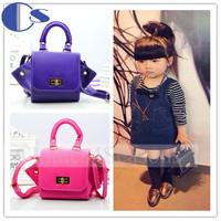 Bag Brand Child Girl Kid Handbags Sac Femme Children Party Bags Women Mini Hobos Bags For Girls Kids Baby Sac Shoulder Bag