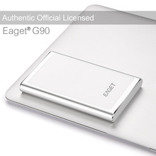 Eaget G90 500GB  Ultra Fast USB 3.0 Metal External  Ultrathin Portable Mobile External HDD in Multiple Colors(China (Mainland))