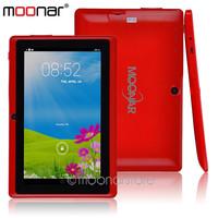 7 inch Moonar Quad Core Tablet PC Allwinner A33 Android 4.4 512MB RAM 8GB ROM Dual Camera WIFI Bluetooth XPB0270