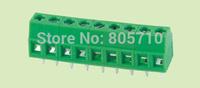 PCB Screw Terminal Block ELT128-3.5-3P, 3.5mm Pitch 3P 300V/10A High Quality, Rohs,  100pcs/lo Free Ship!