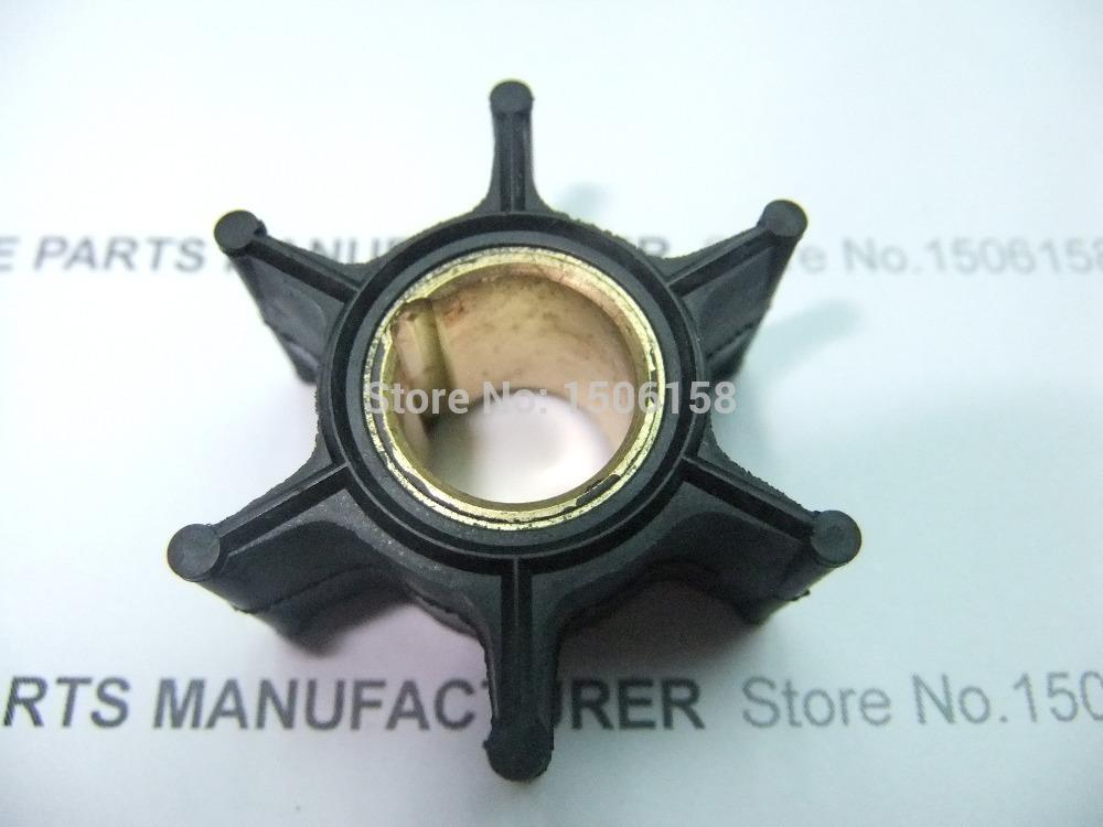 Barco Motor rotor 386084 para OMC JOHNSON EVINRUDE BRP bomba de água do Motor 9.9HP 15HP Motor de popa 8HP grátis frete(China (Mainland))