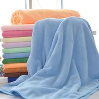 1pc freeshipping 70 140 super absorbent fiber soft bath towel bathrobes magic quick-drying adult bath towels