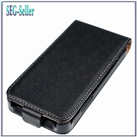 Genuine Leather Flip Case Skin Shell Cover For Samsung Galaxy S Advance I9070 Wholesales Free shipping
