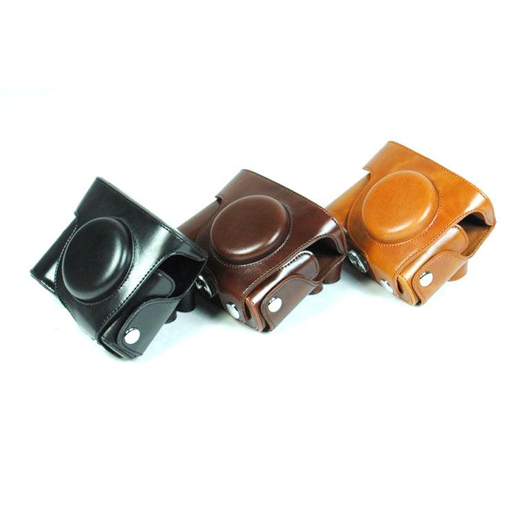 Сумка для видеокамеры Starwill PU Nikon P7700 P7800 Case сумка для видеокамеры nikon coolpix p7700