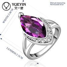FVRS019 2015 new fine jewelry sets Extravagant Party jewlery set for lady Fashion Big Crystal set