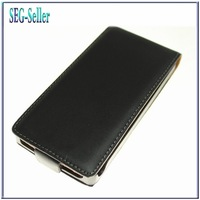 Genuine Leather Case For Sony Ericsson LT15i Xperia Arc X12 Xperia Arc S LT18i Vertical Flip Skin Cover Up and Down Open Case