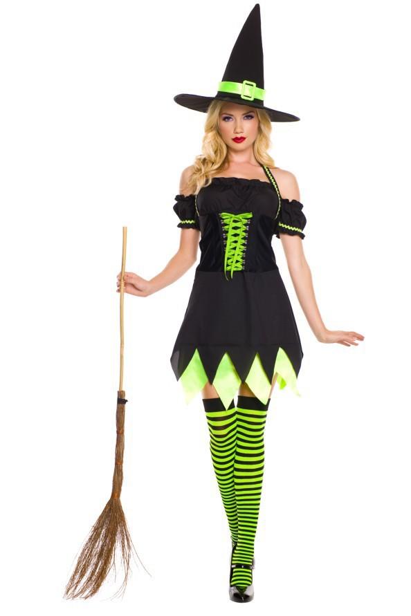 Sorceress Costume Sorceress Costume Women