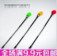 A15 stainless steel digging ershao ear tools curette buckle ear heart pendant