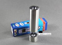 Thickness adjustable stainless steel electric grinder salt pepper mills