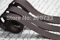Free shipping 2cm width nylon webbing  good quality thicker bag straps DIY accessories 10m/lot
