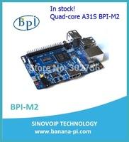Freeshipment for Banana PI M2 BPI-M2 quad core single-board computer linux board