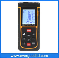 80m Laser distance meter Bubble level Tape measure Area/volume tool Rangefinder Range finder RZ80 OEM wholesale