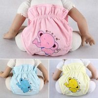 Cotton Cloth Diaper Nappy Newborn Baby Girl Infant Printed Reusable Nappy Covers Free Shipping