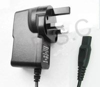 UK  PLUG FOR PHILIPS SHAVER CHARGER POWER LEAD CORD FITS HQ7180 HQ7200 HQ7230 HQ7240