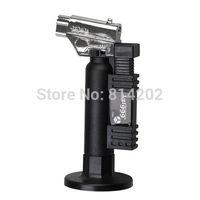 Dental Butane Gas Micro Torch Burner Welding Soldering Gun Lighter Flame Welder Windproof Fire Source