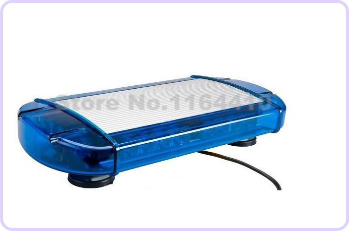 In stock Best sell High Bright Multicolor Generation III mini led lightbar mini led light bar mini warning lights Free shipping(China (Mainland))